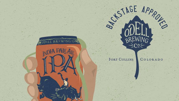 Odell Posters for IPA Day Put Beers in a Variety of Hands