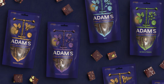 The Collaborators Brands Adam's Raw Chocolate, a New Organic Cold-Pressed Chocolate