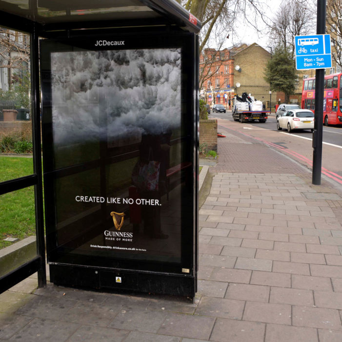 Guinness Use Behavioural Data to Locate and Reach Draught Enthusiasts