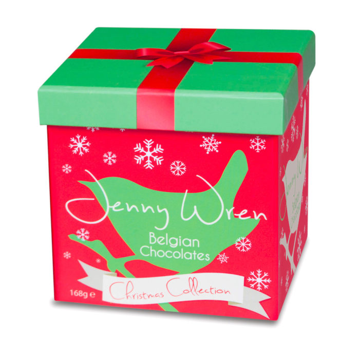 Jenny Wren Chocolate Unveils New Christmas Offering