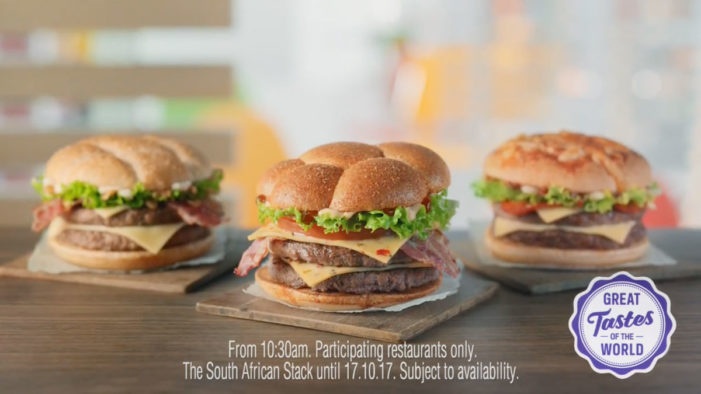 Indulge in Great Tastes of the World with Latest McDonald's Campaign