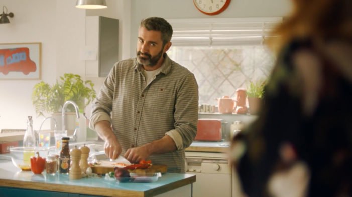 OXO Shows Off Dad's Cooking in New Ad from J. Walter Thompson London