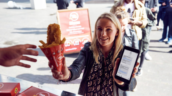 Santander's 'Phish & Chips' Van Delivers Tips To Avoid Phishing Scams