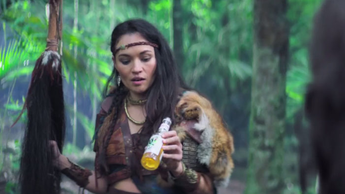 Frucor Suntory promotes newly launched 'V Pure' energy drink in latest campaign via TKT Sydney