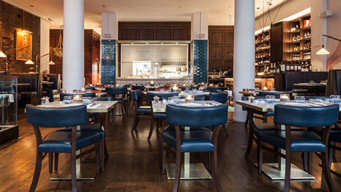 DesignLSM create the Interiors and Branding for Fancy Crab