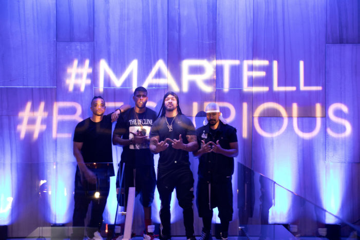 Martell reveals its Inspirational Series of Events H.O.M.E. by Martell with Jhené Aïko