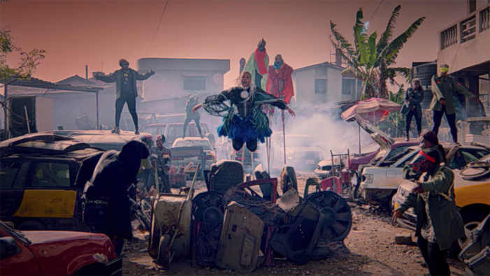 Sunu Creates African Superhero Themed Follow-up to Absolut's One Source Campaign
