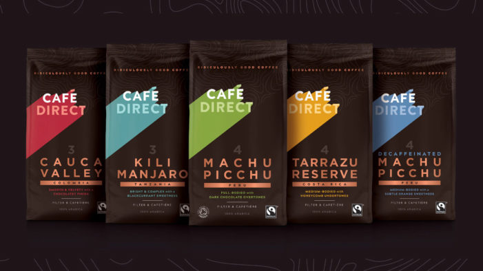 Cafédirect Teams with Family (and friends) to Reveal it's 'Ridiculously Good' Nature