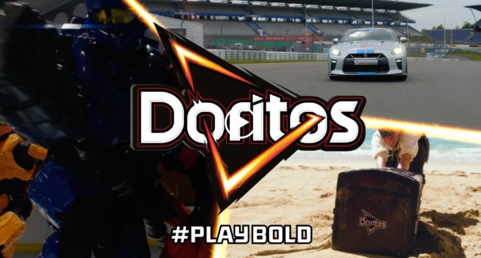 Doritos Teams up with Oath to Launch Ground-Breaking #PLAYBOLD Campaign on Xbox