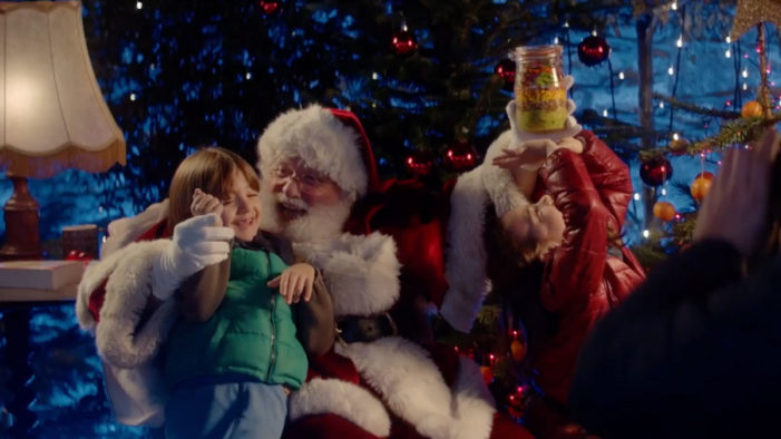 Kids Save Santa from an Embarrassing Disaster in Intermarché Christmas Ad