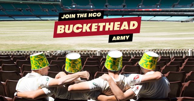 KFC Invites Aussies to Join The HCG Buckethead Army in New Cricket Campaign