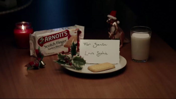 Arnott's Launches First Christmas Film as Part of a New Campaign by TKT Sydney
