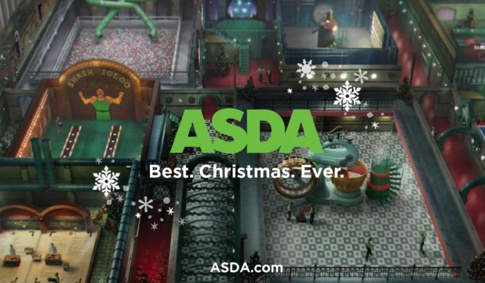 Asda's Best. Christmas. Ever.