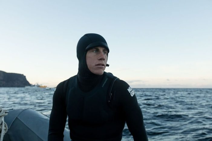 IronMan Takes on Notorious Wave in a Campaign for Kellogg's Nutri-Grain