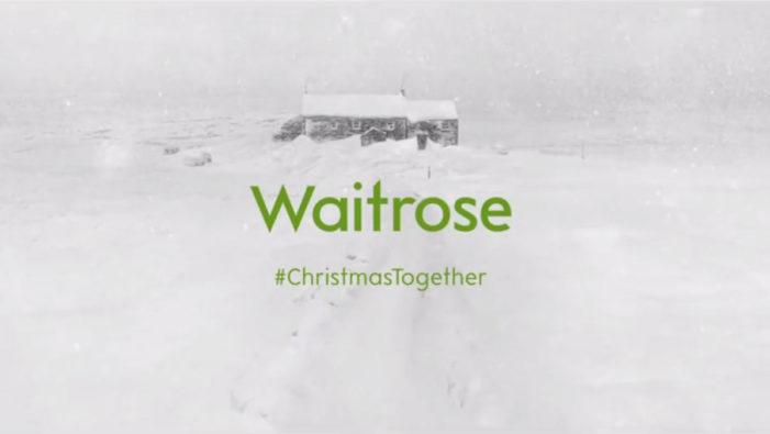 Britain's Highest Pub Featured in Waitrose Christmas Ad by adam&eveDDB
