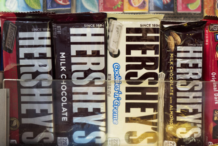 Hershey Just Released Its First New Bar in 20 Years and It Contains Zero Chocolate