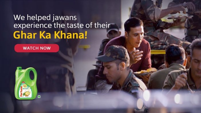 Ogilvy South and Fortune Oils Celebrate the Tradition of Home Cooked Indian Food