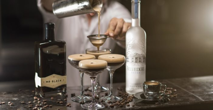 Belvedere Teams with Gaucho to Launch Espresso Martini Lounge in the UK