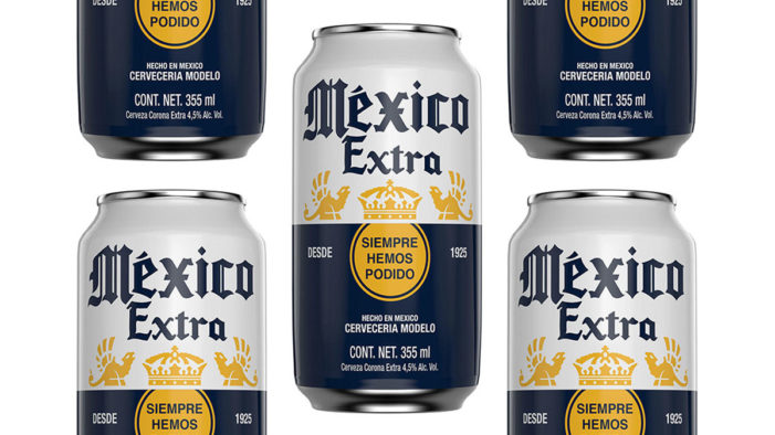 Corona Rebrands as 'Mexico Extra' for a Limited Period in Order to Aid Earthquake Victims in Mexico