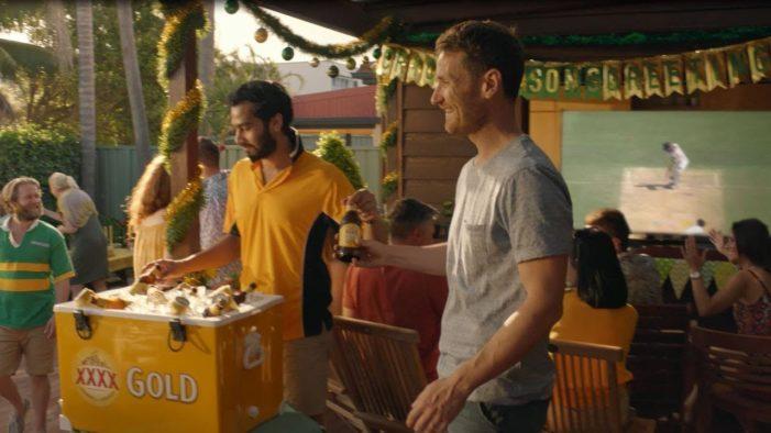 'It's Cricket Season Not Christmas Season' Claims XXXX Gold in Latest Campaign by Host/Havas