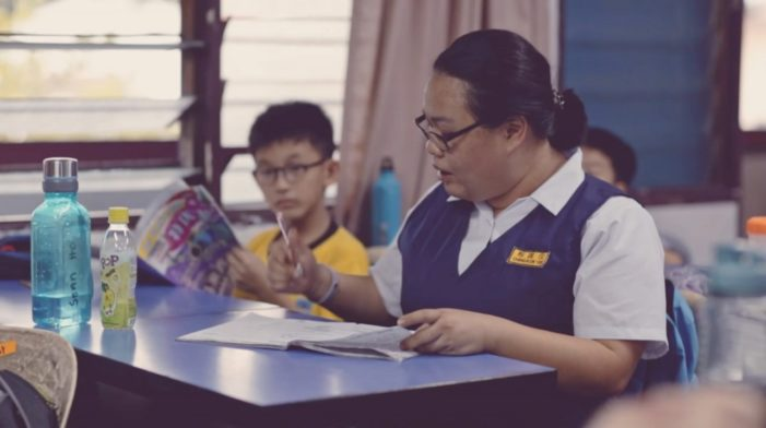 Milo Sends Mums Back to School in Malaysia to Better Understand their Children