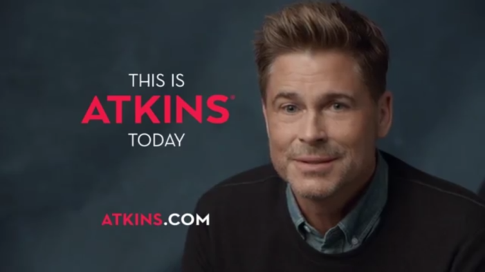 Atkins Task Actor Rob Lowe to Promote its 'Lifestyle'