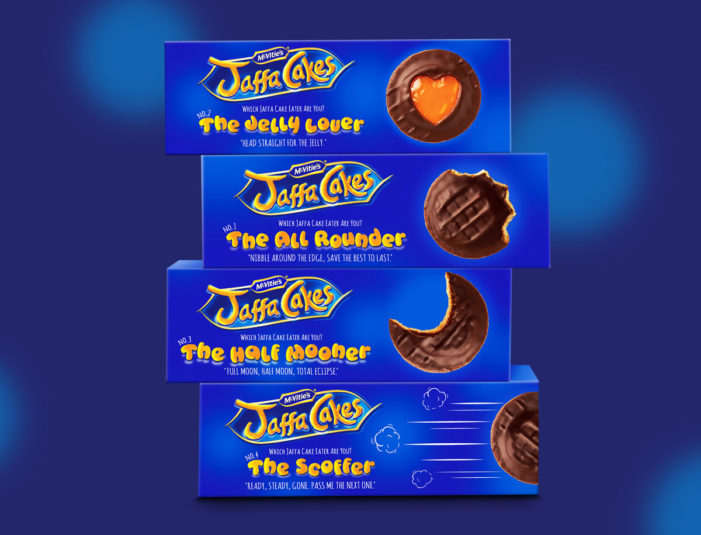 Anthem Worldwide Partners with Pladis for Jaffa Cakes Redesign