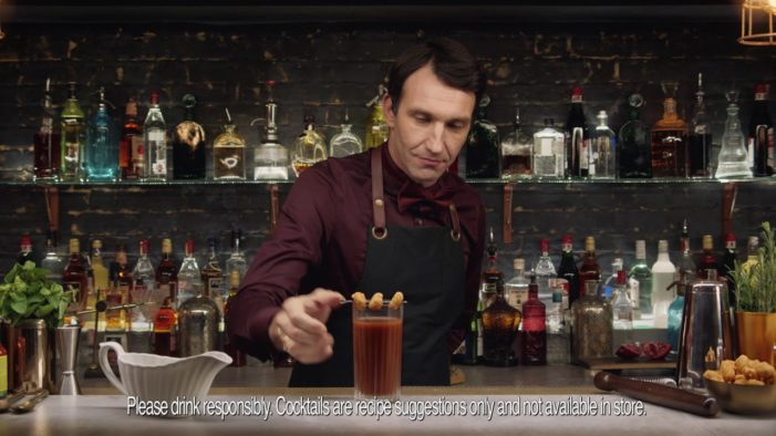 KFC Jumps on Board the Gravy Train with Meaty Cocktails
