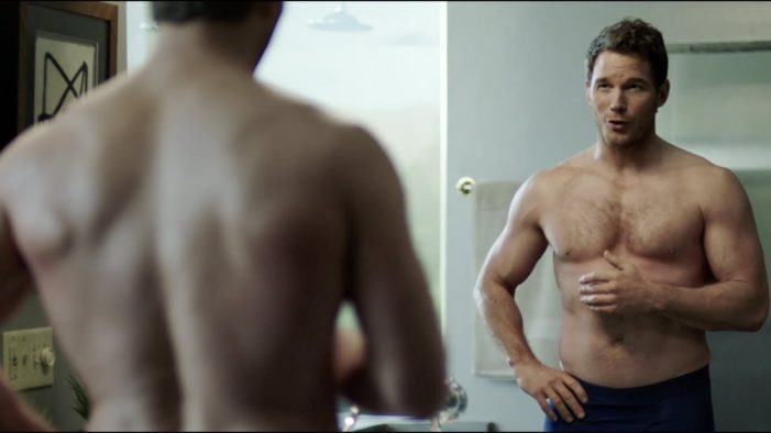 Michelob ULTRA and Chris Pratt Show America that You Can Be Fit and Have Fun in New Super Bowl Ads