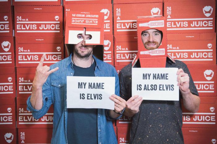 BrewDog Secures 'Important Victory' in Elvis Juice Trademark Dispute
