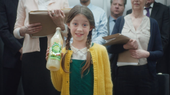 Saatchi & Saatchi London and Britvic-Owned Robinsons Launch Fruit Creations Campaign