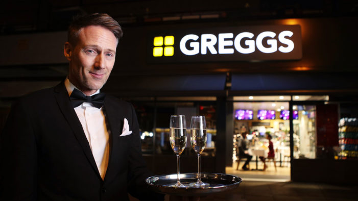 Greggs to Host Romantic Valentine's Candlelit Dining Experience