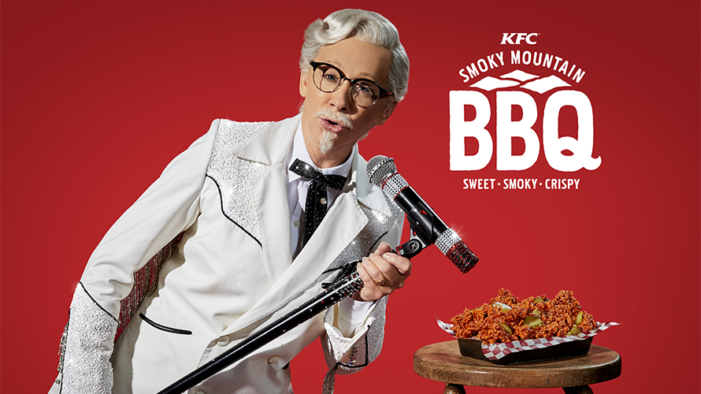 Music Icon Reba McEntire Named as KFC's First Female Celebrity Colonel Sanders