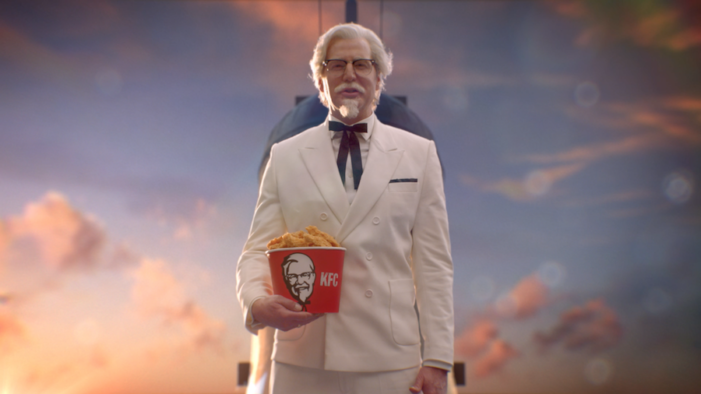 KFC Introduces Colonel Sanders to France in New Campaign by Sid Lee Paris