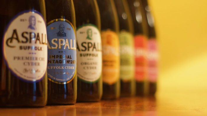 Molson Coors Acquires British Cider Brand Aspall