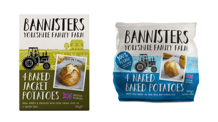A New Look and a New Product Launch to Celebrate 10 Years of Bannisters Yorkshire Family Farm