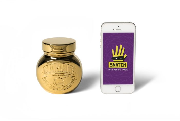 World's Most Expensive Jar of Marmite Up for Grabs in AR Competition