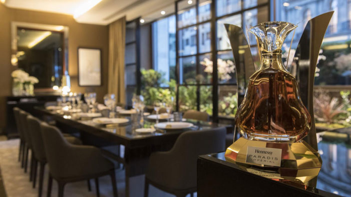 Hennessy Paradis Imperial Curates the Ultimate Private Dining at Four SeasonsHotel in London