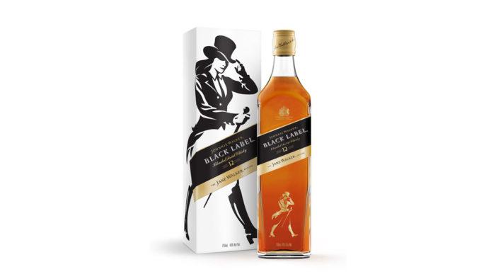 Johnnie Walker Black Label Unveils The Jane Walker Edition