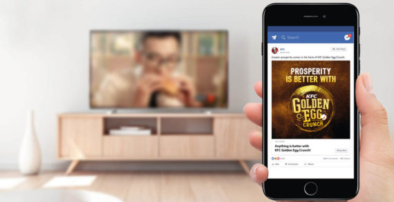 UM Malaysia & Ensemble Worldwide Use TV Sync Technology for KFC Campaign