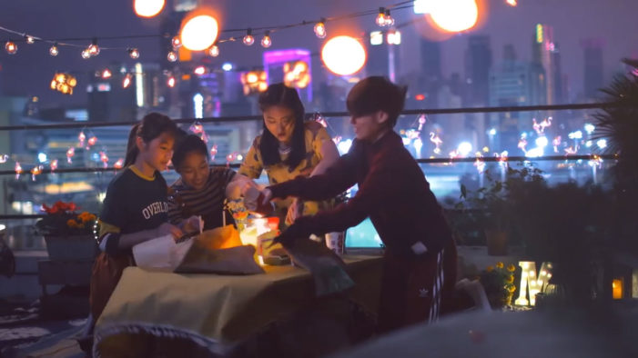 McDonald's #LittleBigMoments campaign features Cantopop star Eason Chan singing Elton John's Your Song