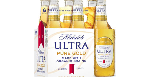 Michelob Ultra Continues its Commitment to Health and Wellness with New Premium Organic Brew