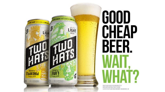 MillerCoors Unveil their New Line of Light Beers, Two Hats in the US