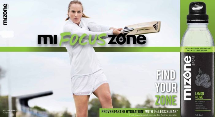 Frucor Suntory Unveils First Brand Campaign via The projects* to Relaunch Sport Drink Mizone