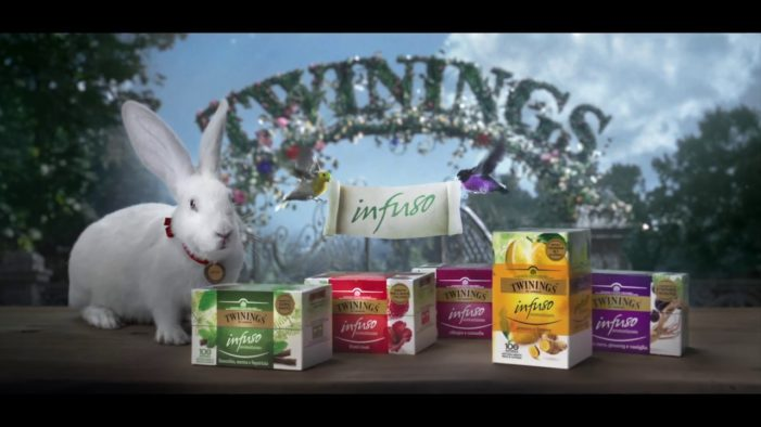 Saatchi & Saatchi Italy Transports Viewers to a Fantastical World in New Campaign for Twinings