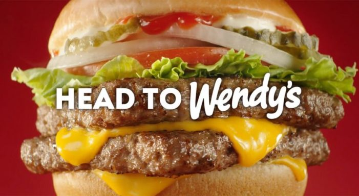 Wendy's Calls Out McDonald's Frozen Beef in Super Bowl Ad