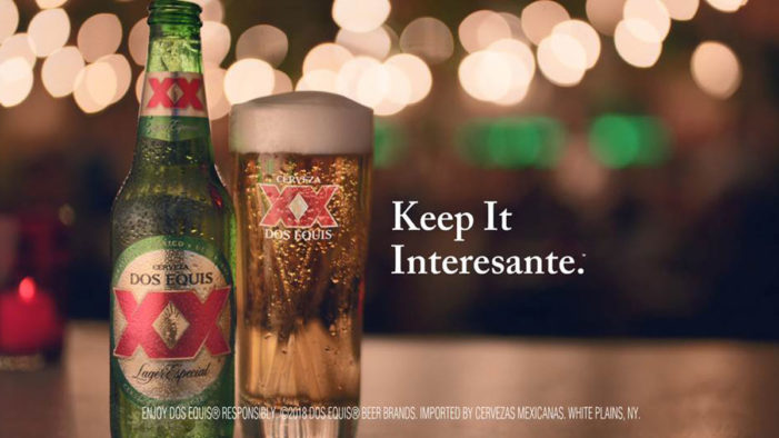 Dos Equis Debuts 'Keep it Interesante' Campaign Engineered to be Just a Little Funnier Each Time it Airs
