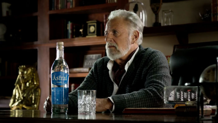 Jonathan Goldsmith Calls For a Tequila Emoji in New Astral Tequila Spot