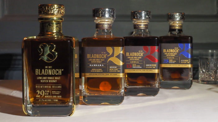 Bladnoch Unveils Luxe Bicentennial Dram in a Toast to the Future