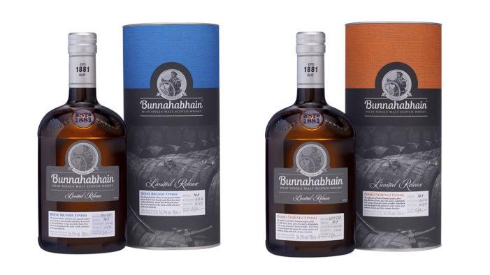 Bunnahabhain Unveils Limited Edition Expressions Including Rare Peated Malt